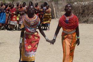 A Maasai wedding